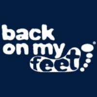 Back on My Feet logo