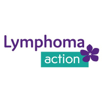 Lymphoma Action logo
